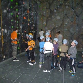 Penkridge Junior U11′s Trip to Wolf Mountain