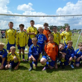 Penkridge Junior U11 2011 Summer Cup Exploits