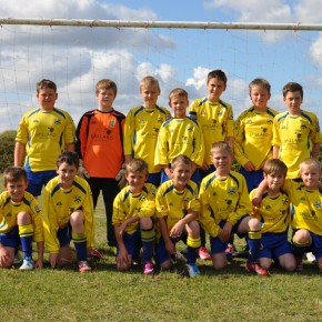 Penkridge Junior u12′s – Life begin's in Lichfield