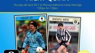 Penkridge Junior FC are holding a Sportsman's Dinner with guest speaker, Newcastle and Coventry footballer and current TalkSport presenter Micky Quinn, on Thursday 6th April 2017. Tickets priced at £30...