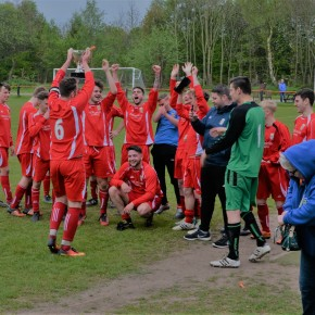 Penkridge u21′s Keith Franks Memorial League Cup Winners