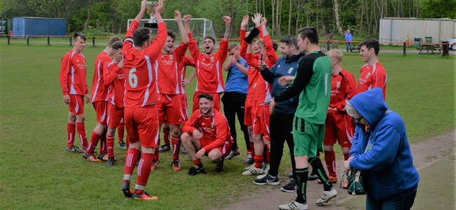 On the 30th April 2017 Penkridge u21′s completed the double by winning the U21 Keith Franks Memorial League Cup in another even encounter with Trysull Tigers, the only goal of...